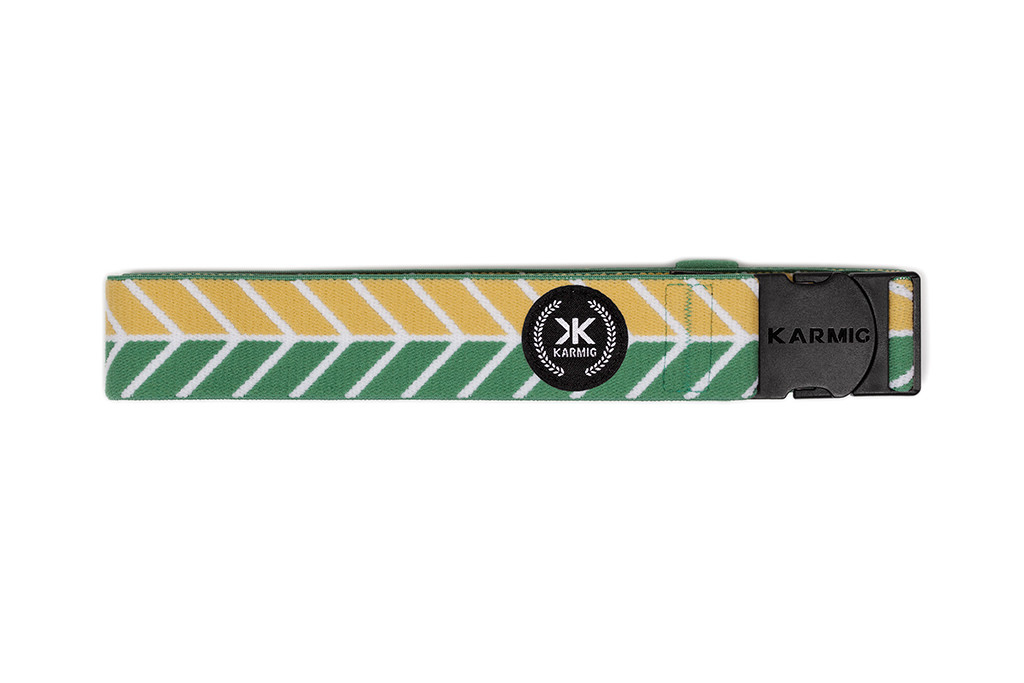 Karmig The Fishbone Green/Yellow