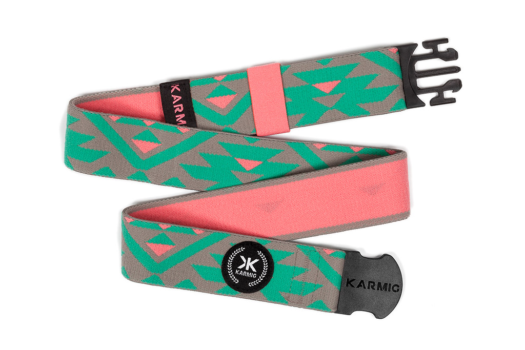 The Cancun Karmig sport belt