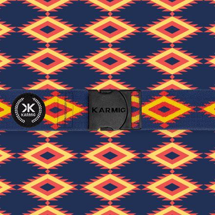 Azteca cinturón deportivo